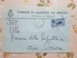 (3200) ITALIA STORIA POSTALE 1967 - 1961-70: Marcophilia