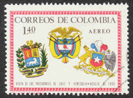 Colombia - Scott #C485 Used - Colombia