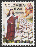 Colombia - Scott #C568 Used - Colombia