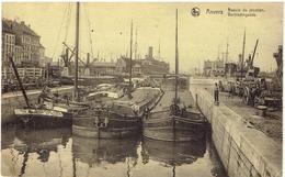 Anvers - Bassin De Junction - Verbindingsdok - Péniche - Binnenschepen - Antwerpen