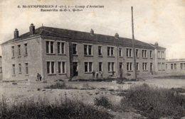 SAINT SYMPHORIEN - Camp  D'Aviation - Autres Communes