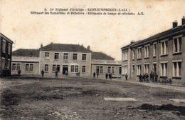 SAINT SYMPHORIEN - Camp  D'Aviation  - Batiment  D'Aviation  Et Réfectoire - Autres Communes
