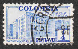 Colombia - Scott #RA8 Used (2) - Colombia