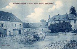 SENNEVIERES -  Cour De La Ferme  BARBERY - France