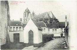 COURTRAI - Béguinage - Sugg. Série 19 N° 376 - Kortrijk