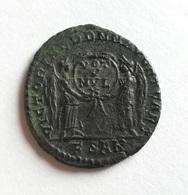 Empire Romain - MAGNENCE Maiorina Bronze - VICTORIA .... - 7. El Impero Christiano (307 / 363)