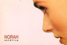 NORAH ESTETICA 2000 LOOK AND TAKE POSTAL MODERNA PUBLICIDAD ARGENTINA  -LILHU - Reclame