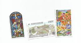 3 TIMBRES   PROMOTION     (pag15) - Gebraucht