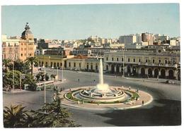 Puglia Bari Piazza Roma – Stazione FF.SS. Non Viaggiata Condizioni Come Da Scansione - Bari