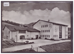 GRÖSSE 10x15cm - EBIKON - NEUES SCHULHAUS  - TB - LU Lucerne