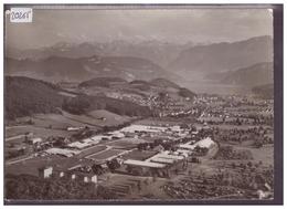 GRÖSSE 10x15cm - LUZERN - SCHWEIZ. AUSSTELLUNG FÜR LANDWIRTSCHAFT UND GARTENBAU 1954 - TB - LU Lucerne