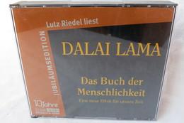 """5 CDs """"Dalai Lama - Das Buch Der Menschlichkeit"""" Eine Neue Ethik Für Unsere Zeit, Hörbuch Jubiläumsedition - Musik & Instrumente"""