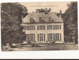 Aisne Château De Roupy Vu De La Route - Autres Communes