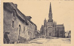 Le Faouet Et Ses Environs, Kernascleden, L'Eglise (pk51020) - France