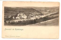 RADELANGE  Souvenir - Martelange
