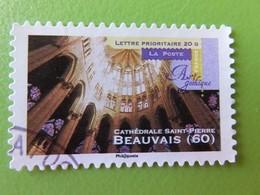 Timbre France YT 556 - Art Gothique - Cathédrale Saint-Pierre à Beauvais (60) - 2011 - Adhésifs (autocollants)
