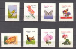 Spain 2009. Flora Y Fauna. Ed 4462-69 (**) - 2001-10 Neufs