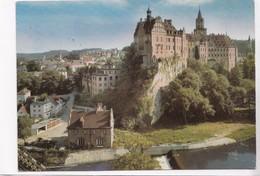 Sigmaringen An Der Donau, Schloss Des Fursten Von Hohenzollern, Used Postcard [22317] - Sigmaringen