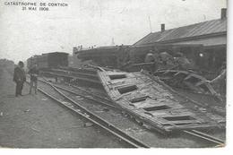KONTICH - BELGIQUE - Catastrophe Du 21 Mai 1908 - Kontich