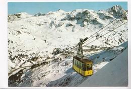 Obertauern, 1740-2357 M, Land Salzburg, Austria, Used Postcard [22319] - Austria
