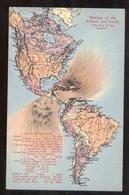 PANAMA - ANNI 50 - MEETING OF THE ATLANTIC AND PACIFIC - Panama