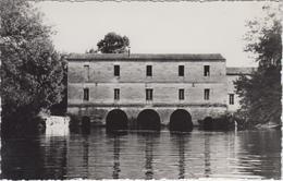 CPSM Saint-Seurin-sur-l'Isle - Le Moulin à Logerie - Autres Communes