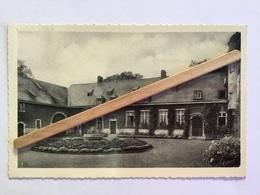 GENAPPE ET ENVIRONS WAYS «CHÂTEAU DE WAYS -RUART «Cour Intérieure Et Vieux Puits (1958) Édit M.DECAMP / Belgica - Genappe