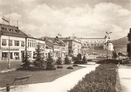 03/FG/18 - SLOVACCHIA - ZVOLEN: Piazza - Slovacchia