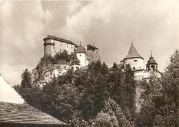 04/FG/18 - SLOVACCHIA - ORAVSKY PODZAMOK: Wrad Orava - Slovacchia