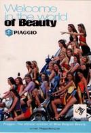 POSTAL DE BELGICA, VESPA ET. MOTOS Y CHICAS. (358) - Publicidad