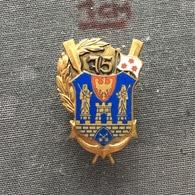 Badge Pin ZN006418 - Rowing / Kayak / Canoe Poland Poznan KV 04 - Roeisport