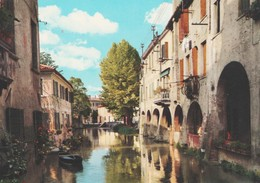 TREVISO - FG  COLORE - SOTTOPORTICO BURANELLI (201118) - Treviso