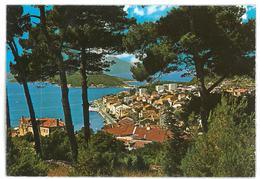 Jugoslavia Mali Losinj Viaggiata 1978 - Jugoslavia