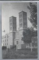 CA.- La Trappe N. D. De Mistassini, Village Des Pères. P. Q. Les Tours De L'église Abbatiale. - Quebec