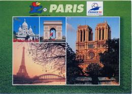 COUPE DU MONDE FRANCE 98 - PARIS (16/24) - Football