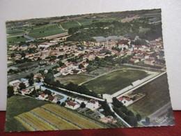 CPA CPSM CP 16 Charente V1970 SEGONZAC FOOTBALL RARE VUE AERIENNE STADE STADIUM STADIO TBE. ED CIM N°362/106 - Football
