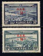 MAROC - A41/42** - VUES - Morocco (1891-1956)