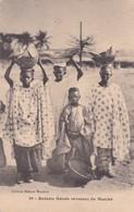 SENEGAL. ENFANTS OULOFS REVENANT DU MARCHE, ED MAISON BOUCHET. NON CIRCULEE-TBE- BLEUP - Senegal