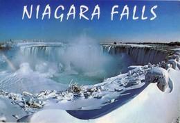 POSTAL DE CANADA, CATARATAS - NIAGARA FALLS. (369) - Postales Modernas