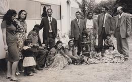Photographie Pèlerinage Des Gitans à La Salette 10 Au 12 Juillet 1964 - Personnes Anonymes