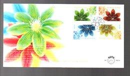 2012 PBZ16 Flowers Bloemen (BF-33) - FDC