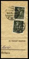GERMANY, Inflation, Used, F/VF, Cat. € 20 - Briefe U. Dokumente