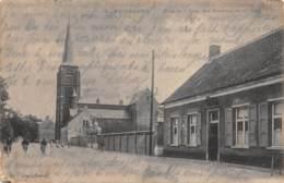 's GRAVENWEZEL - Zicht In 't Dorp, Den Steenweg En De Kerk - Schilde