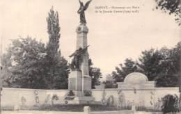 03 - GANNAT - Monument Aux Morts De La Grande Guerre (1914 - 1918) - Autres Communes