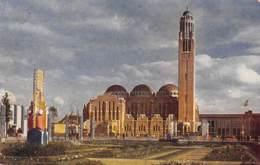 ANTWERPEN - Wereldtentoonstelling 1930 - De Tempel Der Vlaamsche Kunst - Antwerpen