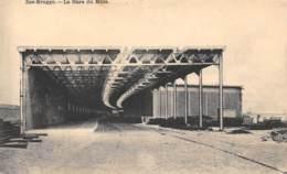 ZEE-BRUGGE - La Gare Du Mole - Zeebrugge