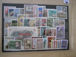 Österreich Jahrgang 1986 Postfrisch (2123) - 1945-.... 2. Republik