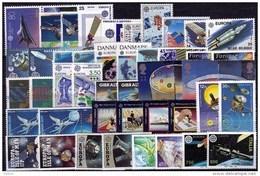 Europa - CEPT 1991 - Année Complète - 41 Pays, 87 Valeurs, 5 Blocs  ** - Europa-CEPT