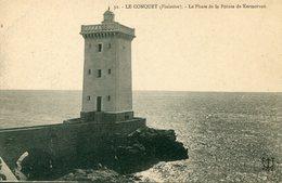 29 - Le CONQUET - Le Phare De La Pointe De Kermorvan - Le Conquet