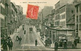 29 - BREST - Recouvrance. Rue De La Porte - Brest